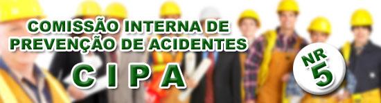 Comissão Interna de Prevenção de acidentes - CIPA - NR 5